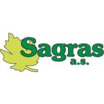 SAGRAS,a.s. – logo společnosti