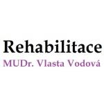 Rehabilitace MUDr. Vlasta Vodová s.r.o. – logo společnosti