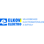 ELKOV elektro a.s. – logo společnosti