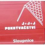 Jiří Mikeš - Pokrývačství - Klempířství – logo společnosti