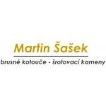 Martin Šašek – logo společnosti
