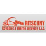 RITSCHNY kovošrot a sběrné suroviny s.r.o. (pobočka Bruntál) – logo společnosti