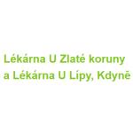 Lékárna U Zlaté Koruny (pobočka Domažlice) – logo společnosti