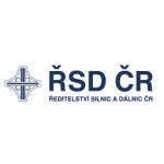 Ředitelství silnic a dálnic ČR - střediska správy a údržby dálnic (pobočka Velký Beranov) – logo společnosti