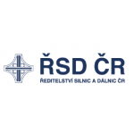 Ředitelství silnic a dálnic ČR - střediska správy a údržby dálnic (pobočka Stříbro) – logo společnosti