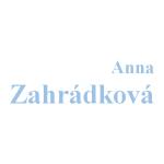 Zahrádková Anna – logo společnosti