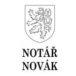 Notář Pardubice - Mgr. Dalibor Novák – logo společnosti