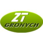 Gronych Jaroslav - Zahradní technika Gronych - prodejna Šumperk – logo společnosti