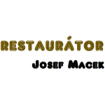 Macek Josef - restaurátor – logo společnosti
