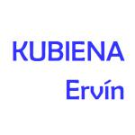 Kubiena Ervín – logo společnosti
