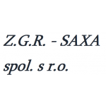 Z.G.R. - SAXA, spol. s r.o. – logo společnosti
