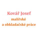 Kovář Josef- Malířské a obkladačské práce – logo společnosti