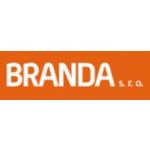 BRANDA s.r.o. – logo společnosti