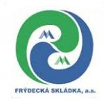 Frýdecká skládka, a.s. – logo společnosti