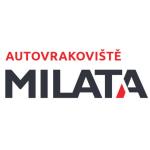 Autovrakoviště Milata – logo společnosti