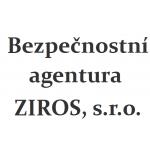 Bezpečnostní agentura ZIROS, s.r.o. – logo společnosti