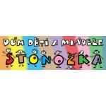 Dům dětí a mládeže STONOŽKA Nová Paka – logo společnosti