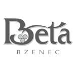 Restaurace a penzion Beta – logo společnosti