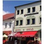 Hotel Ostaš *** - levné ubytování Police nad Metují – logo společnosti