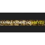 Bažant Petr- Farma krmného hmyzu – logo společnosti