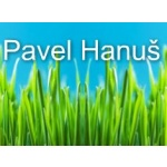 Pavel Hanuš - kácení stromů a údržba zahrad – logo společnosti