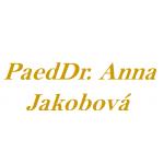 PaedDr. Anna Jakobová – logo společnosti