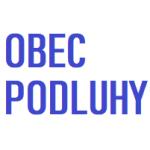 OBEC PODLUHY – logo společnosti