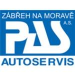 PAS Zábřeh na Moravě, a.s. – logo společnosti