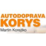 AUTODOPRAVA KORYS - Korejtko Martin – logo společnosti