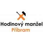 Hodinový manžel Příbram – logo společnosti
