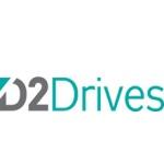 D2Drives s.r.o. – logo společnosti