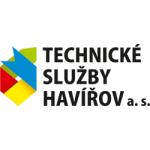 Technické služby Havířov a.s.- pohřební služba ARON – logo společnosti