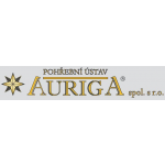 Pohřební ústav AURIGA spol. s r.o. - (pobočka Libochovice, Náměstí 5. Května 6) – logo společnosti