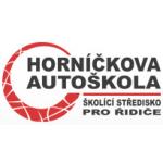 HORNÍČKOVA AUTOŠKOLA – logo společnosti