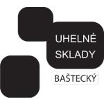 Uhelné sklady Baštecký – logo společnosti