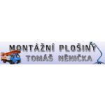 Něnička Tomáš - montážní a pracovní plošiny – logo společnosti