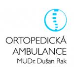 MUDr. Dušan Rak ( pobočka Šternberk) – logo společnosti