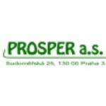 PROSPER a.s. – logo společnosti