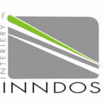 Inndos interiéry, s.r.o. – logo společnosti