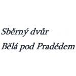 Sběrný dvůr Bělá pod Pradědem – logo společnosti