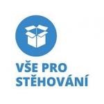 Vše pro stěhování – logo společnosti