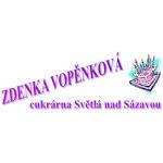 Vopěnková Zdenka - cukrárna – logo společnosti