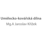 Umělecko-kovářská dílna - Křížek Jaroslav – logo společnosti