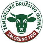 Zemědělské družstvo Jeseník – logo společnosti