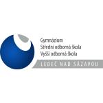 Gymnázium, Střední odborná škola a Vyšší odborná škola Ledeč nad Sázavou - Domov mládeže (pobočka Ledeč nad Sázavou) – logo společnosti