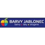 Barvy Jablonec – logo společnosti