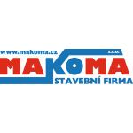 MAKOMA stavební firma s.r.o. – logo společnosti