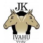 Jezdecký klub Ivahu Vrdy – logo společnosti
