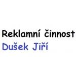 Reklamní činnost - Dušek Jiří – logo společnosti