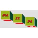 MAZEPA s.r.o. (Liberec) – logo společnosti